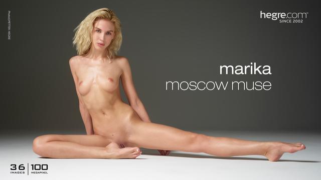 Marika Moscow muse