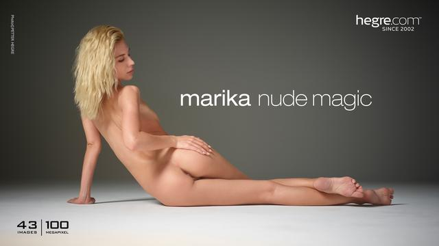 Marika nude magic