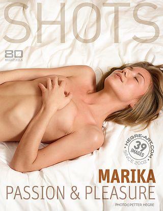 Marika passion and pleasure