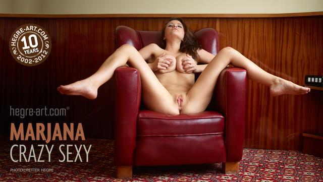 Marjana crazy sexy