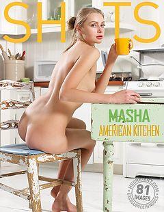 Masha American kitchen