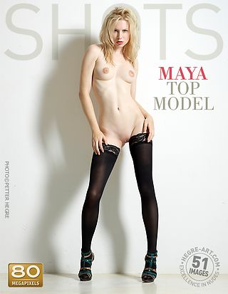 Maya top model