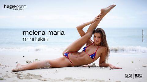 Melena Maria mini bikini