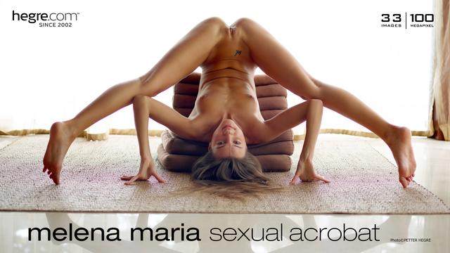 Melena Maria sexual acrobat