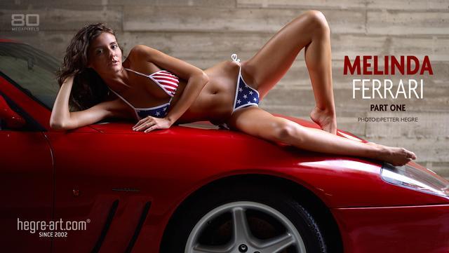 Melinda Ferrari partie 1