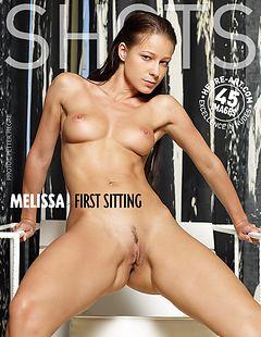 Melissa first sitting
