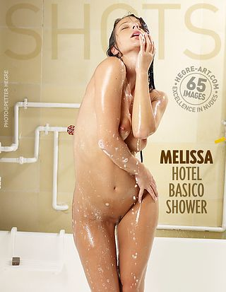 Melissa hotel basico shower