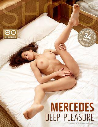 Mercedes deep pleasure