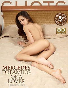Mercedes dreaming of a lover