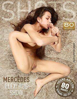 Mercedes flexi rug show
