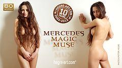 Mercedes magische Muse