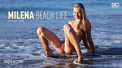 Milena beach life