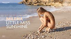 Milena little miss sunshine