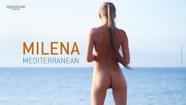 Milena mediterránea