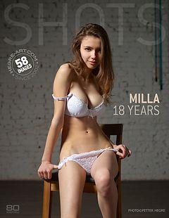 Milla 18 years