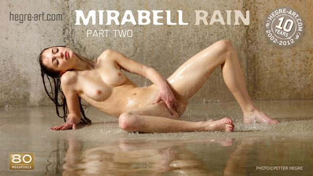 ミラベル 雨パート2
