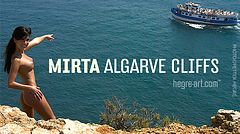 Mirta Algarve cliffs