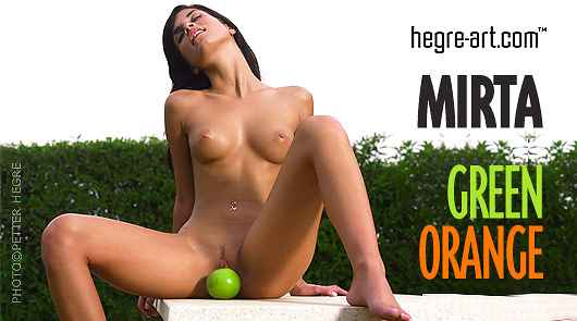 ミルタ グリーンオレンジ
