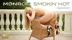 Monroe smokin hot