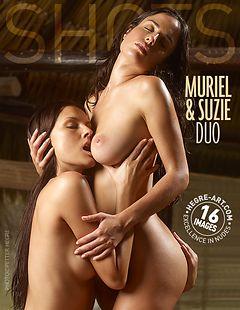 Muriel et Suzie duo
