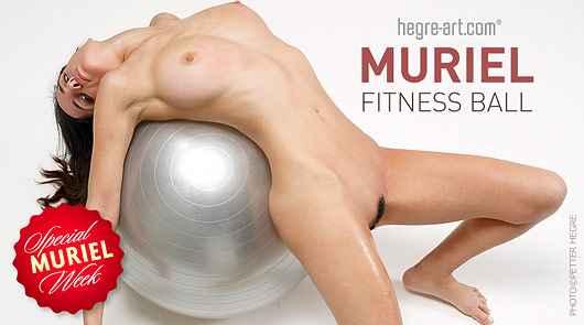 Muriel fitness ball