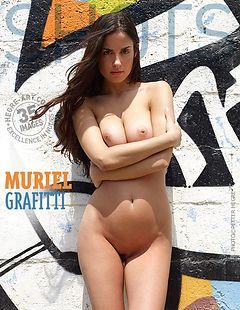 Muriel grafitti