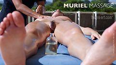 Muriel masaje