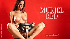 Muriel rojo
