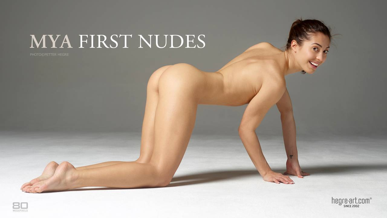 mya lovely nude