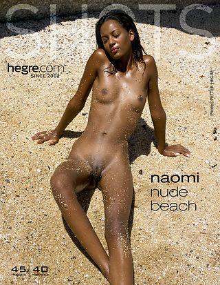 Naomi nude beach