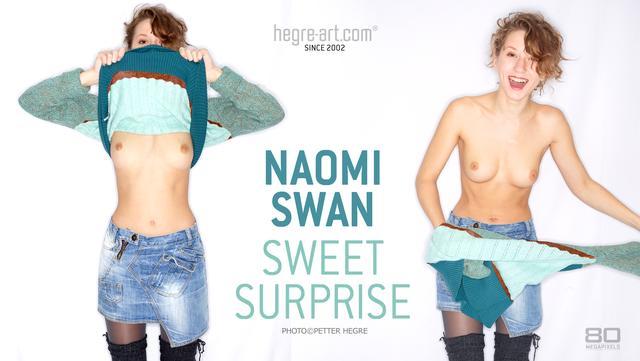 Naomi Swan Süße Überraschung