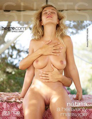 Natalia A massage paradisiaque
