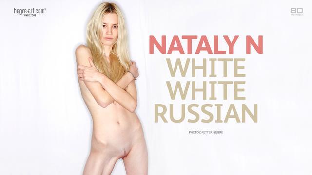 Nataly N White White Russian