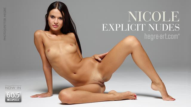 Nicole nudité explicite