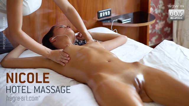 Nicole Massage à l'hôtel