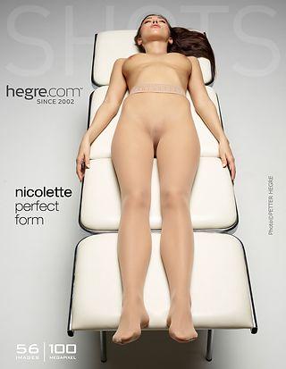 Nicolette perfect form