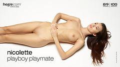 Nicolette Playboy Playmate