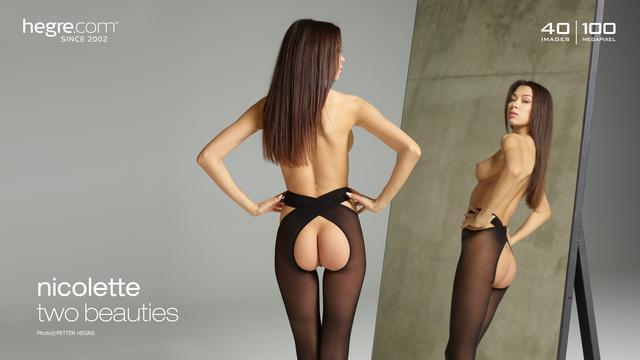 Nicolette Zwei Schönheiten