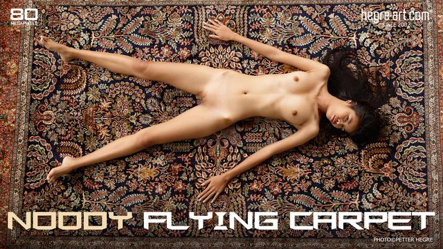 Noody flying carpet