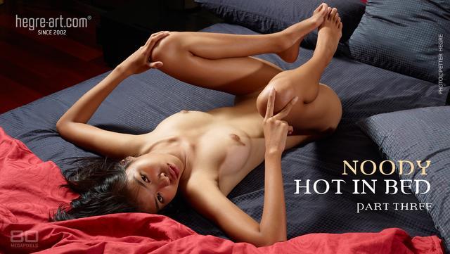 Noody hot in bed part 3