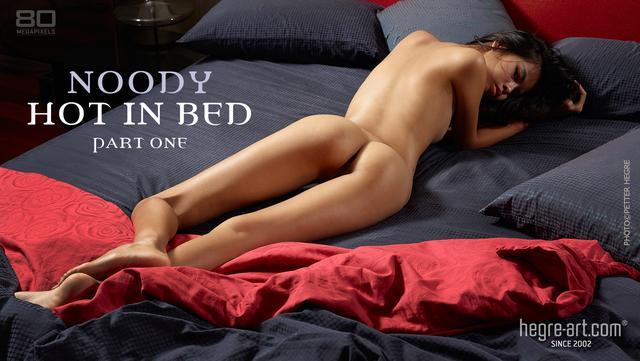 Noody hot in bed part1