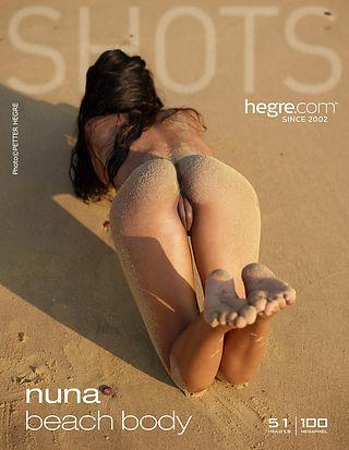 Nuna Strandkörper