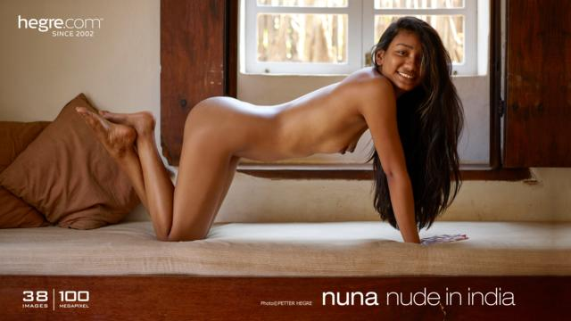 Nuna nude in India