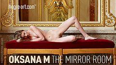 Oksana M. the mirror room