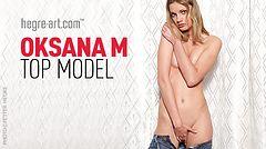 Oksana M. top model