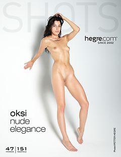 Oksi nude elegance