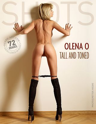 Olena O tall and toned