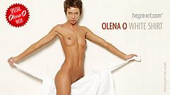 Olena O white shirt