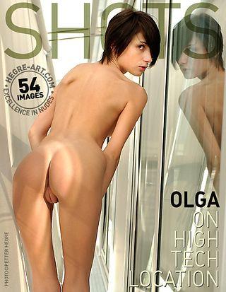 Olga ambiente high-tech