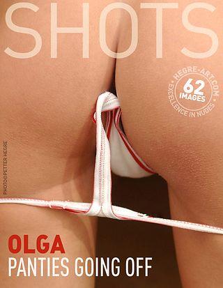 Olgas panties going off
